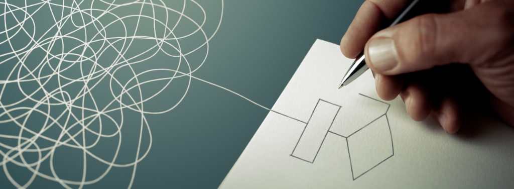 Professional Consultant – problem solving with paper and pen.