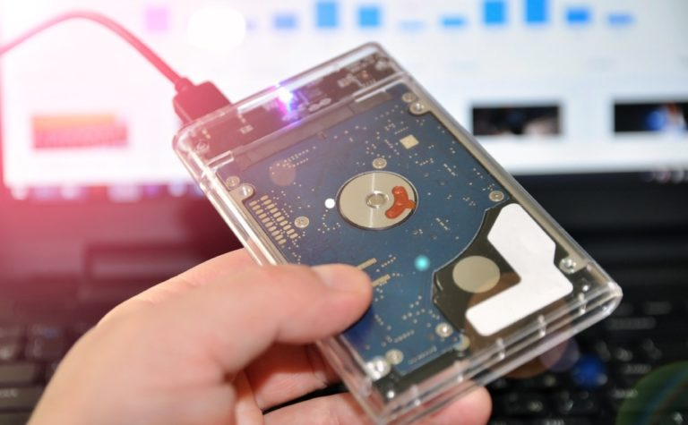Can You Play Games off an External Hard Drive?