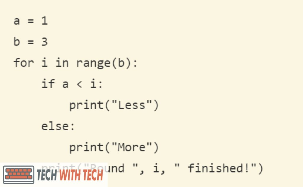 IndentationError: Unexpected Unindent in Python (and 3 More)
