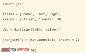 How to Convert a List to a JSON Array in Python? (+ Examples)