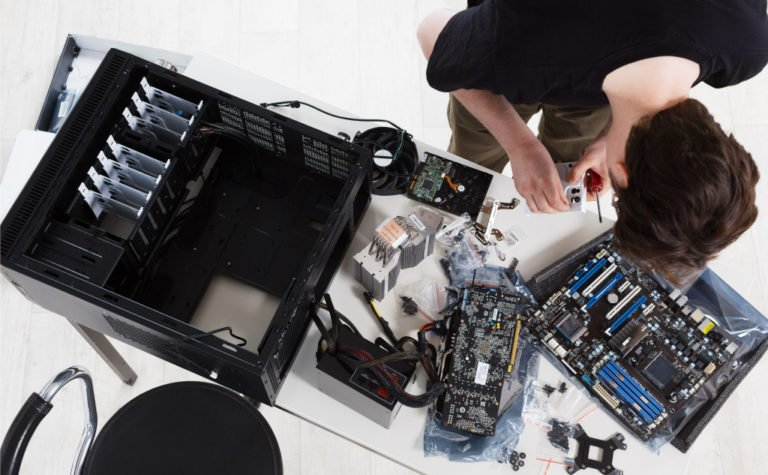 Assembling Your PC: Who Can Do It? (+ the Costs)