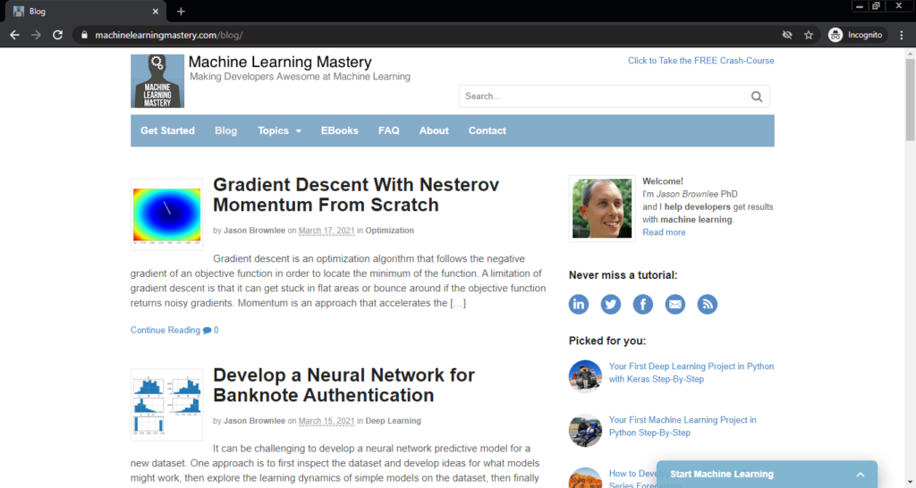 screenshot_machine_learning_mastery