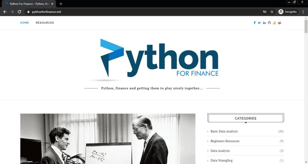 screenshot_python_for_finance